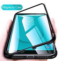 Magnetic case (магнитный чехол) для Samsung Galaxy J4 Plus 2018
