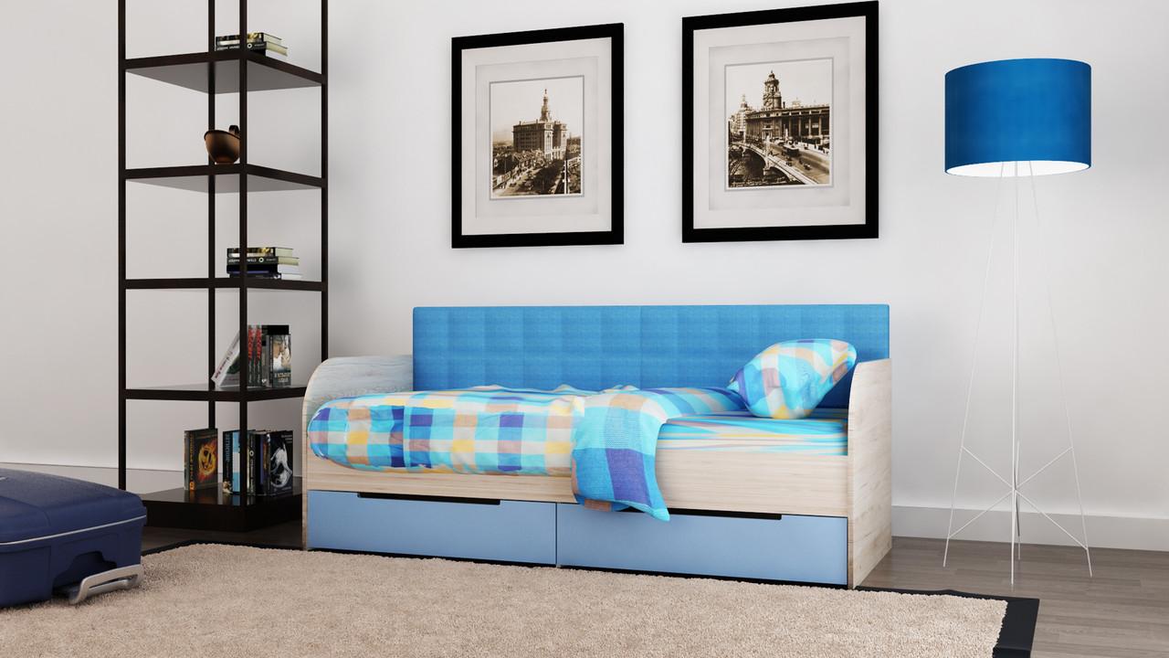 Детская кровать Л-7 (Лион)