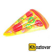 "Надувной матрас в форме пиццы   Матрас ""Пицца"""