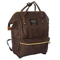 Сумка-рюкзак MK 2868, коричневый, фото 1