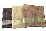 Набір банних рушників Silk, 70х140 см, фото 3