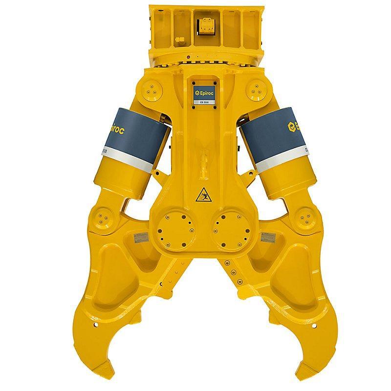 Гидравлический измельчитель для сноса Epiroc CB 750