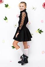 Нарядная школьная блузка на девочку от производителя, фото 2