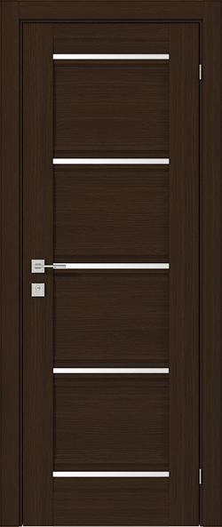 Двери Родос Fresca Angela полустекло, пленка Renolit и LG Hausys