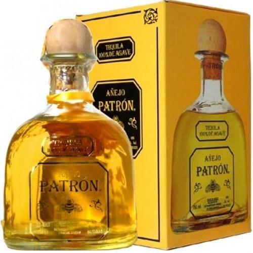 Текила Patron Anejo (Патрон Аньехо) 40%, 1 литр