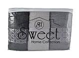 Набір банних рушників Silk, 70х140 см, фото 2