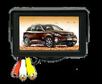 """Монитор Автомобильный 4,3"""" Экран Цветной для Камеры Заднего Вида"""