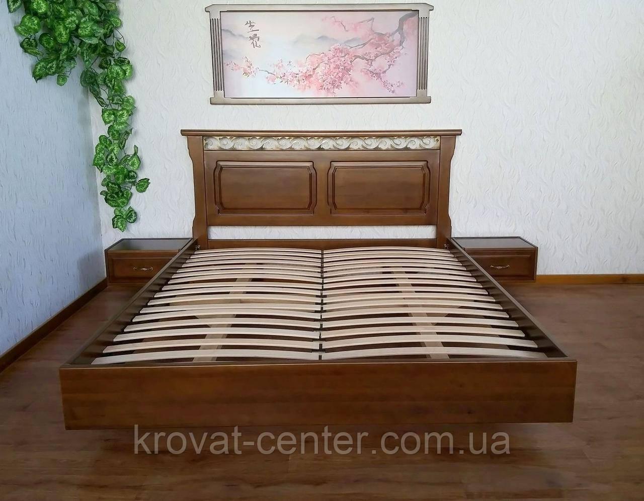 """Двуспальная кровать с тумбочками """"Новый Стиль"""""""