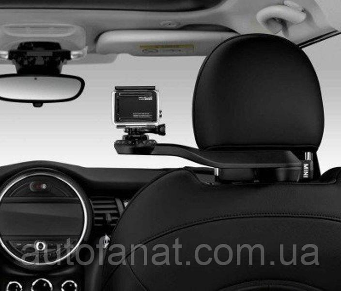 Оригинальный держатель камеры GoPro в салоне MINI Factory GoPro Mounts (51952405470)