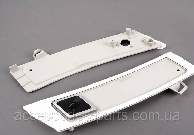 Комплект (Катафот) Отражатель переднего бампера Bmw X5 E70 Новый Оригинальный - фото 1