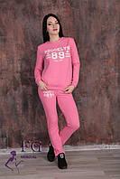 Спортивный костюм розового цвета 44 -48