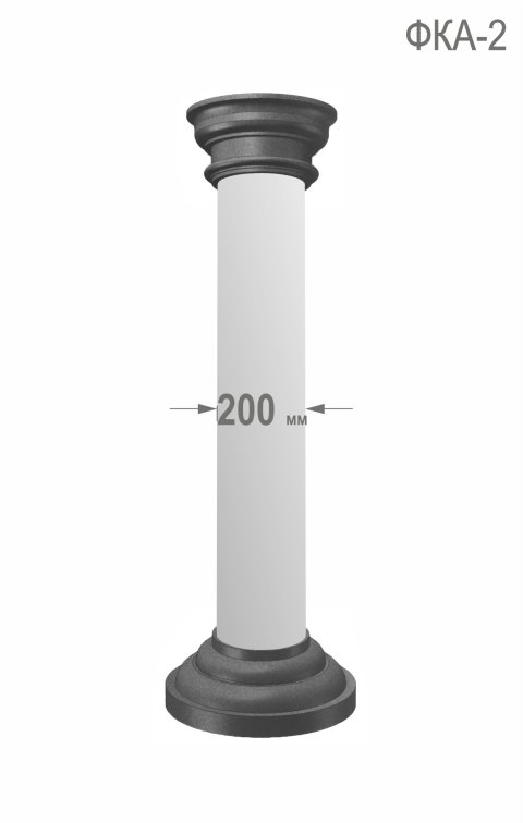 Колонна гладкая ФКА-2