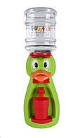 Кулер для воды детский Фунтик Утка (Зелёная)
