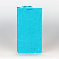 Чехол книжка Blue Leather для Lenovo S856