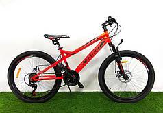 Горный подростковый велосипед Azimut Hiland 24 GD