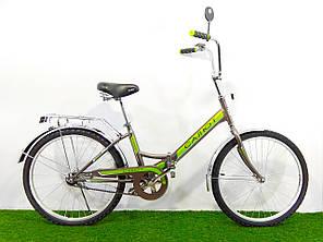 """Складной велосипед """"Салют 2409"""" 24"""", фото 2"""