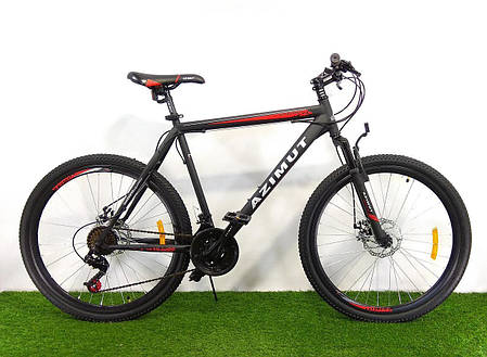 Горный велосипед Azimut Energy 26 D+, фото 2