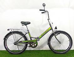 Складной велосипед Azimut 24*2409 (фара)