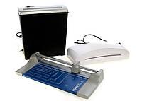 R2-110353, Комплект офисного оборудования, 3 в 1, , бежевый-черный