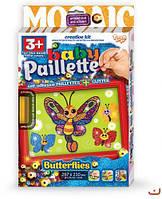 "Картина-мозаика из пайеток ""Baby Paillette: Бабочка"" PG-01-03  sco"