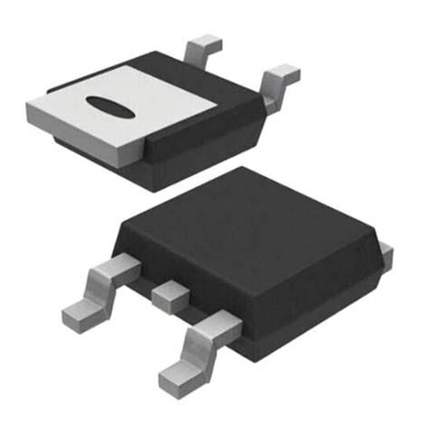 Транзистор TMD5N50G 5N50G  5N50 К-252 550В 4.5А в ленте, фото 2