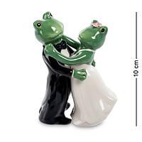 Фарфоровый набор соль-перец Лягушки Pavone CMS-02/11