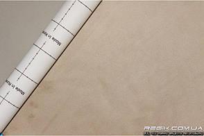 Алькантара самоклеющаяся Decoin (Корея) бежевый 145х10см