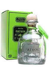 Текіла Patron Silver (Текіла Патрон Сільвер) 40%, 0,7 літр