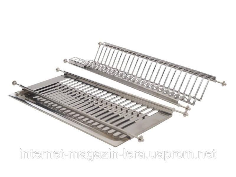 Сушка кухонна Інокс 450 мм