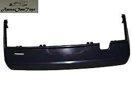 Бампер задній ЗАЗ Таврія 1102, вироб-во: Авто ЗАЗ, кат. код 1103.2804017;