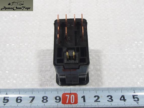 Кнопка габаритів і ближнього світла ВАЗ 2108, 2109, 21099, 581.3710 А, Калуга, фото 2