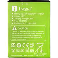 Аккумулятор iNew 435877PV. Батарея iNew 435877PV (3000 mAh) для U5F U5W. Original АКБ (новая)
