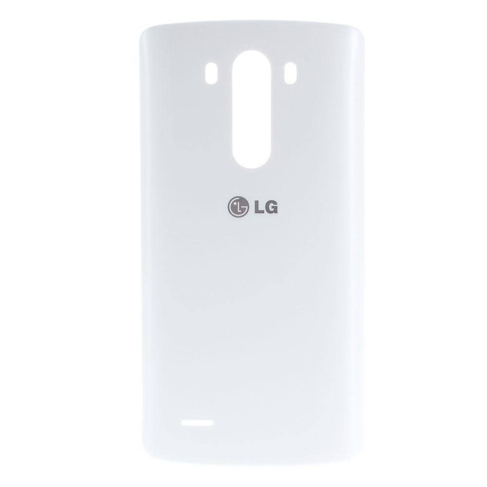 Задняя крышка для LG G3 D850 белый