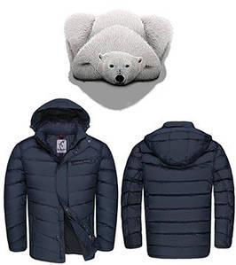Мужские зимние куртки больших размеров Braggart