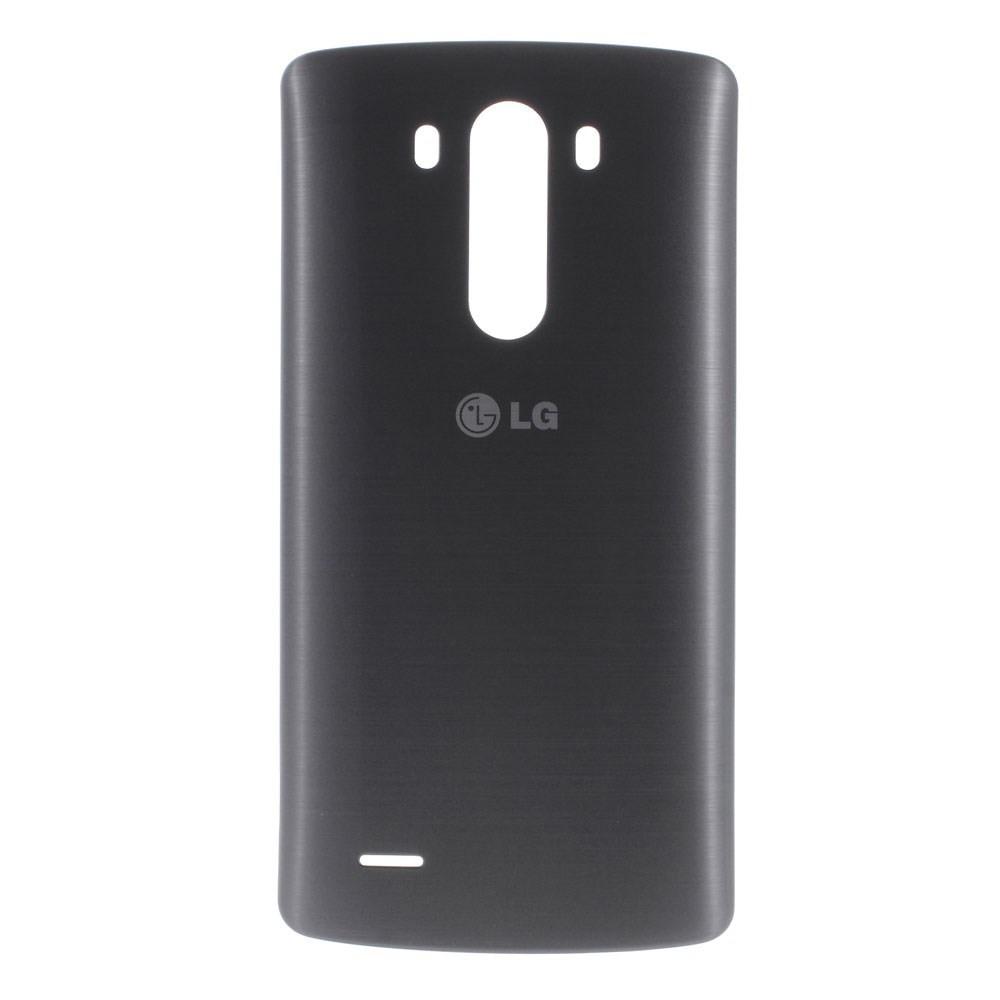 Задняя крышка для LG G3 D850 серый