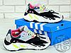 """Жіночі кросівки Adidas Custom KAWS x YEEZY BOOST 700 """"Wave Runners"""" Surface, фото 2"""