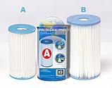 """Сменный картридж для насосов-фильтров Intex 59900/29000  """"А"""" ZN, фото 4"""