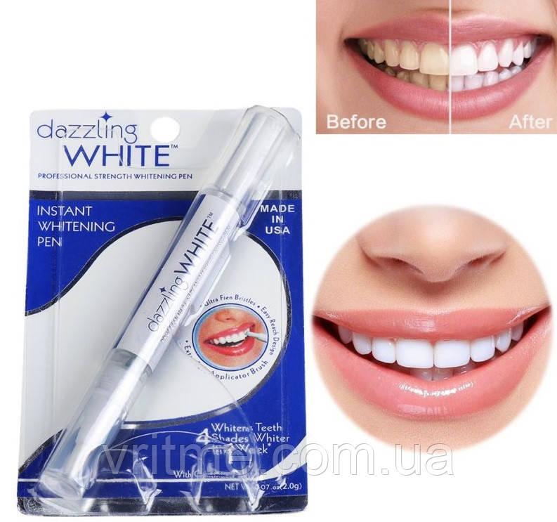 Олівець для відбілювання зубів Осліплюють White