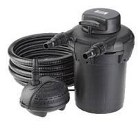 Напорный фильтр Pontec PondoPress 5000 для пруда, водопада, водоема, каскада