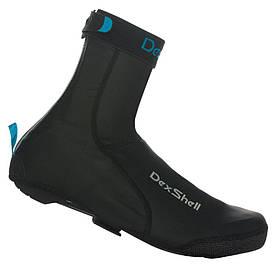 Бахилы на велотуфли водонепроницаемые Dexshell Light Weight Overshoes OS337 р.M (39-42), пара