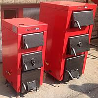 Твердотопливный котел отопления «Ретра-5М» 32 кВт