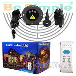 Лазерный проектор Star Shower RG 12 в 1 два цвета + пульт