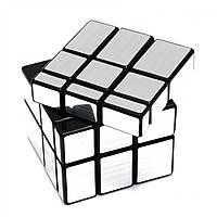Головоломка Зеркальный Куб серебро 6 х 6 х 6 см