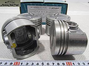 Комплект поршневой ЗАЗ Таврия и Sens (1.3) размерностью 75.25 мм группа А, 307-1004015H-P1, Автрамат, фото 2