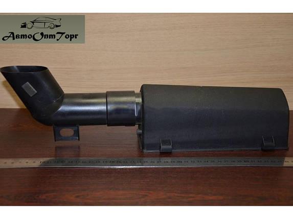 Корпус верхний воздушного фильтра инжекторный ЗАЗ Таврия 1102, Славута, Дана, фото 2