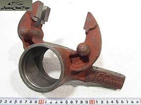 Кулак поворотний правий ЗАЗ Таврія 1102, Славута, Дана,1103, 1105 кат. код 1102-2304014-10, виробник: Авто ЗАЗ, фото 3