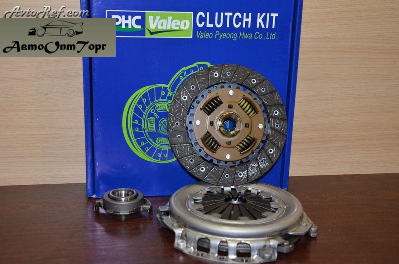 Комплект сцепления ЗАЗ Таврия 1102, Славута, Дана,1103, 1105  (корзина ,диск сцепления ,выжимной) Valeo