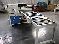 Двухпильный кромкообрезной станок HPE600 (Blue Steel, Тайвань) новый, фото 1