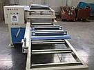 Двухпильний кромкообрізний верстат HPE600 (Blue Steel, Тайвань) новий, фото 6