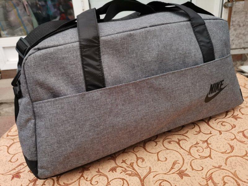 (25*54)Спортивна дорожня сумка nike месенджер тільки оптом